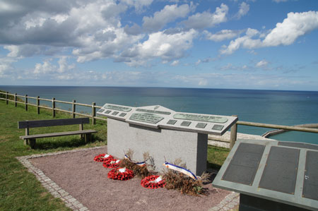 Port en Bessin, monument