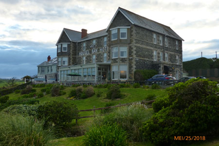 Housel Bay Hotel, The Lizard.